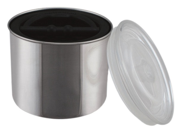 The Best Way to Keep Your Coffee Beans Fresh: The Airscape Coffee Vault Canister