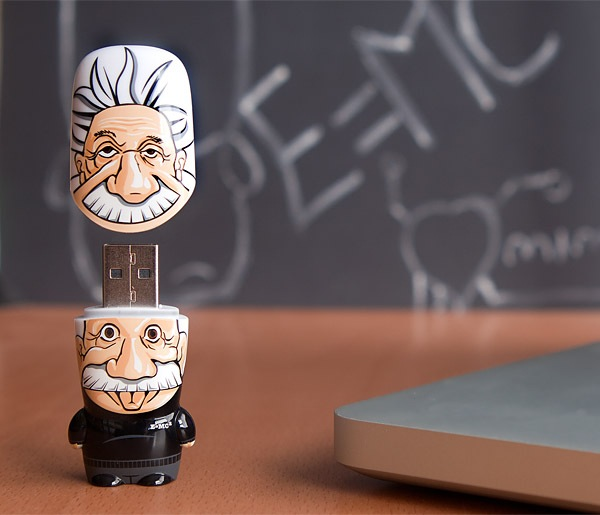 Albert Einstein Flash Drive