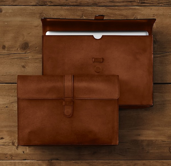 Artisan Leather MacBook Sleeves