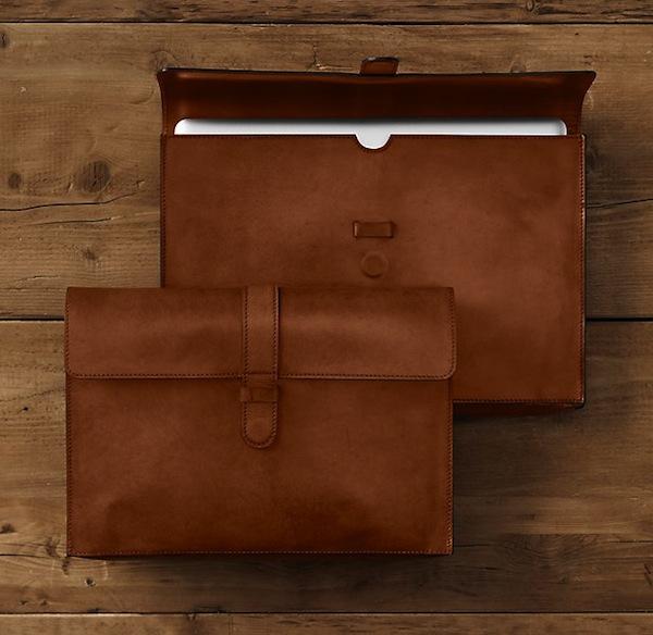 Artisan Leather MacBook Sleeves
