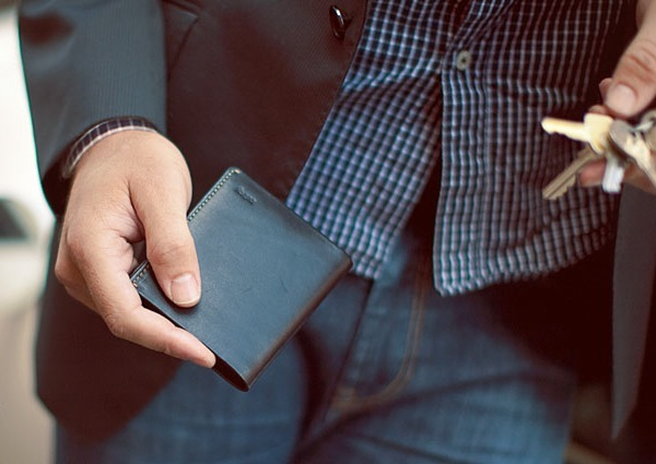 Bellroy's Note Sleeve Wallet