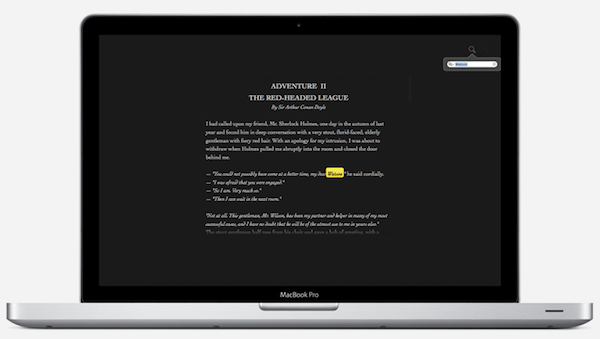 Byword – Writing App for Mac