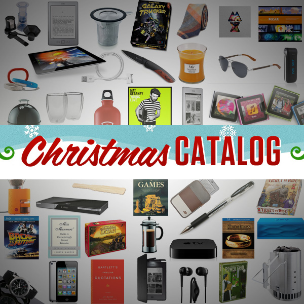 The 2011 Christmas Catalog