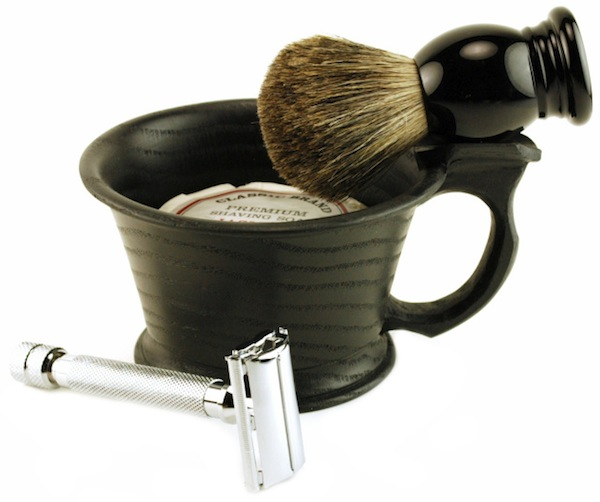Classic Safety Razor Complete Shave Kit