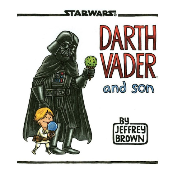 'Darth Vader and Son' by Jeffrey Brown