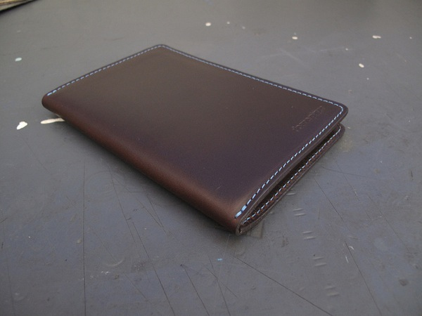 Doane Paper's Leather Utility Notebook Cover