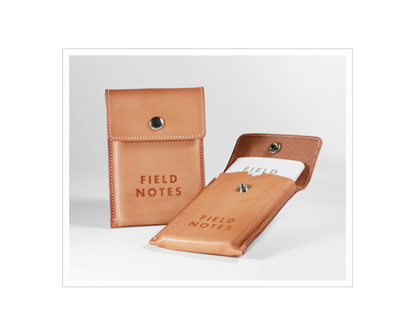 "Field Notes ""Pony Express"" Leather Pouch"