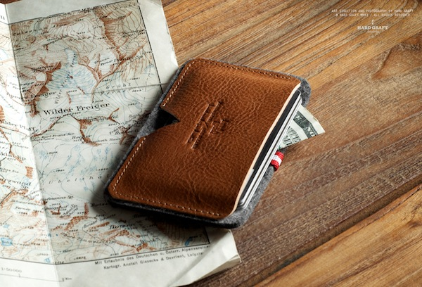 Hard Graft's Heritage Card Case