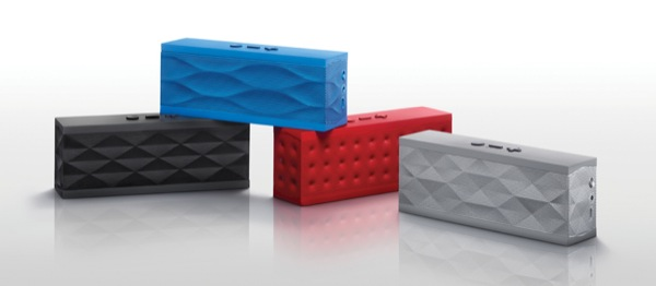 A Fantastic Bluetooth Speaker: The Jawbone Jambox