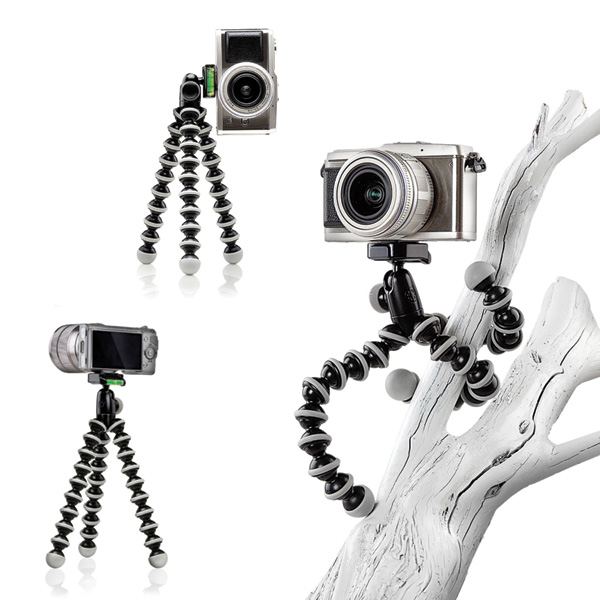 Joby GorillaPod Hybrid — Camera and iPhone Tripod