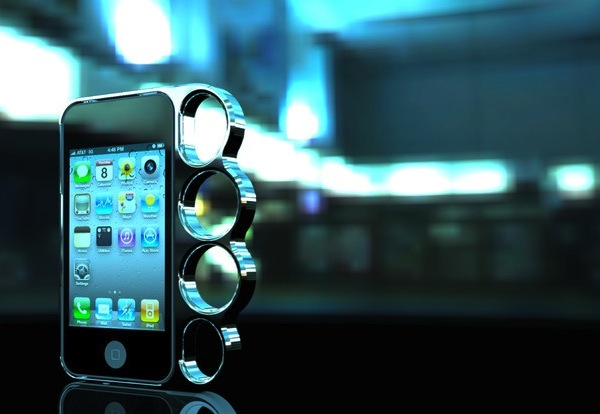 The Knuckle Case for iPhone