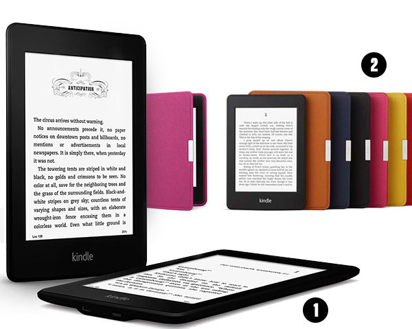 Kool New Kindles