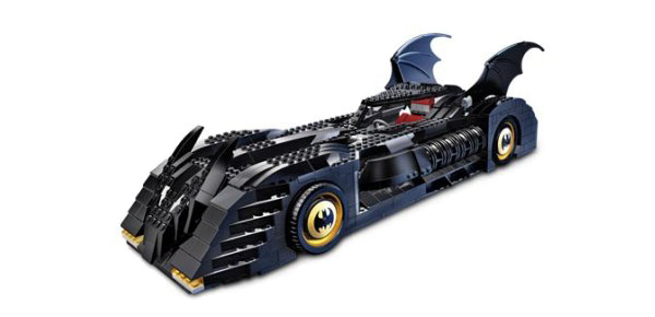 LEGO Batman: The Batmobile Ultimate Collectors&#8217; Edition
