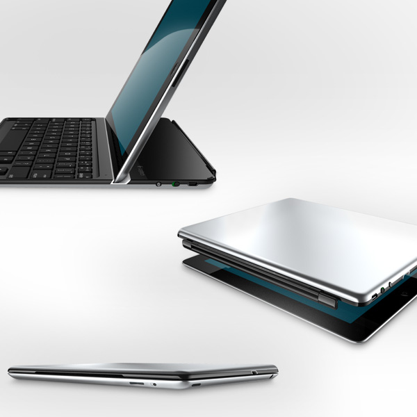 Logitech's Ultrathin Keyboard (Smart) Cover