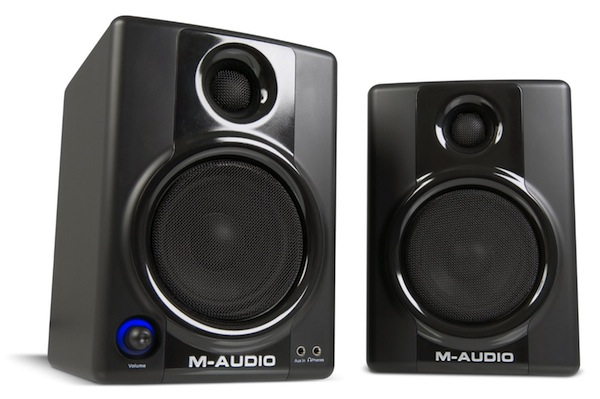 M-Audio Studiophile Monitor Speakers