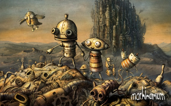 Machinarium for iPad 2