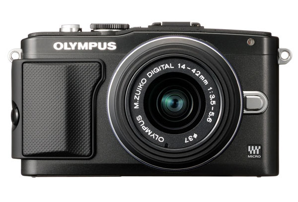 The Olympus E-PL5: Micro Four Thirds Mirrorless Camera