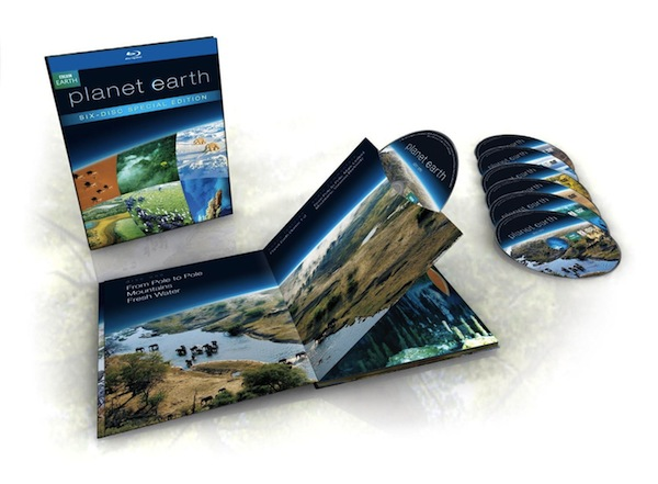 Planet Earth: Special Edition (Blu-ray and DVD)