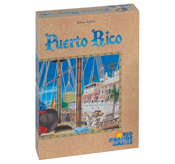 Puerto Rico: The Board Game