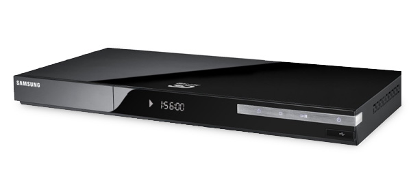 Samsung 3D Blu-ray Disc Player