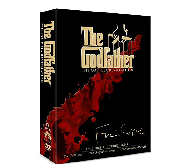 The Godfather Trilogy: The Coppola Restoration