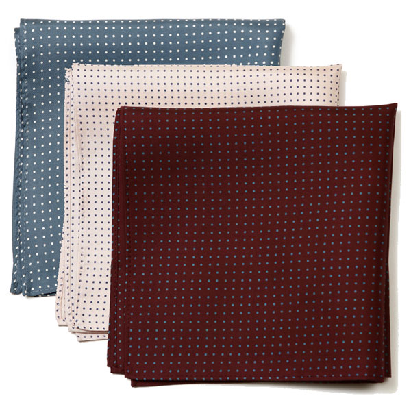 Pocket Squares from The Knottery