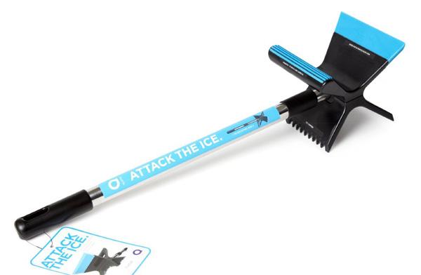 Thor Double Blade Ice Scraper