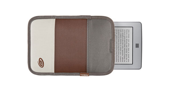 Timbuk2′s Slim Sleeve for Kindle and Kindle Touch
