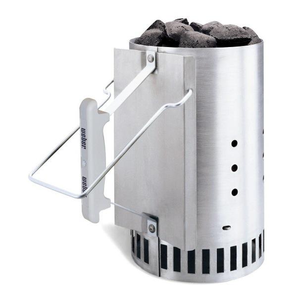 Weber Charcoal Grill Chimney Starter